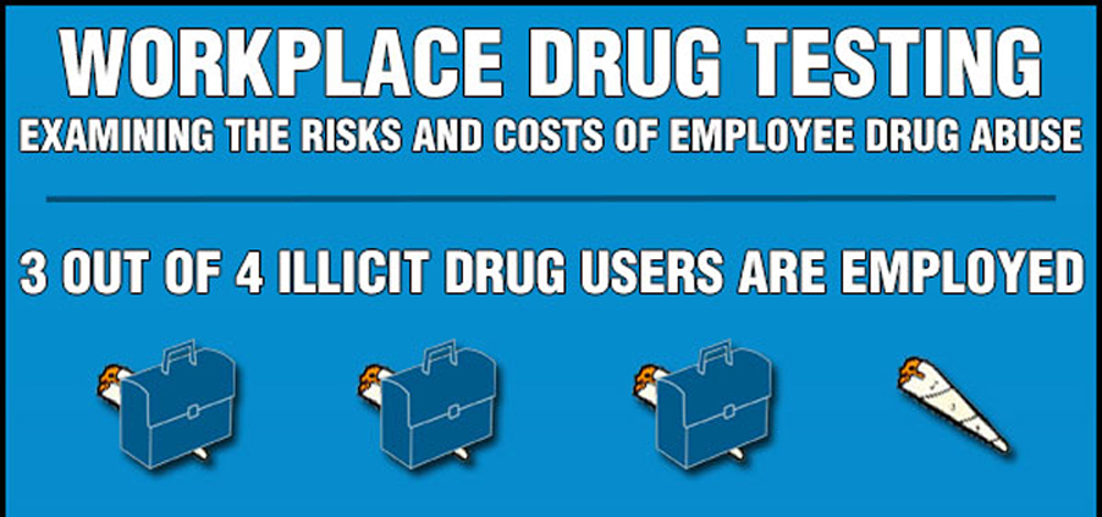 Examining 6 of the Risks And Costs of Employee Drug Abuse