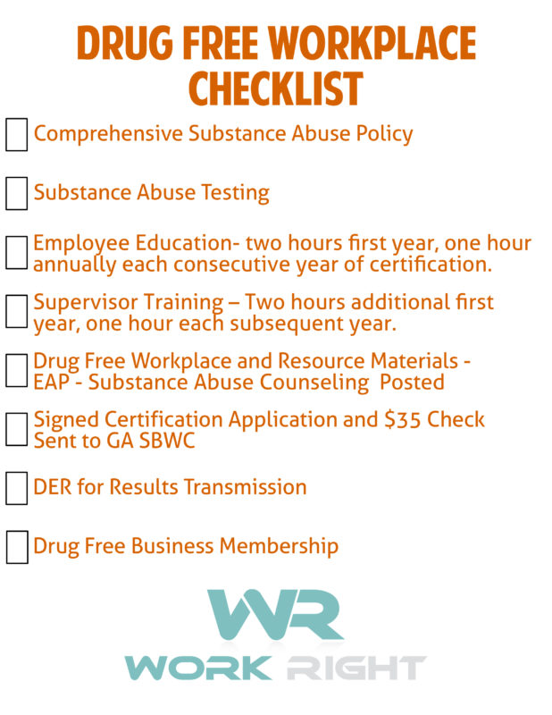 DFWP Certification Checklist